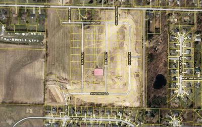 Byron Center Residential Lots & Land For Sale: 6487 Red Point Drive