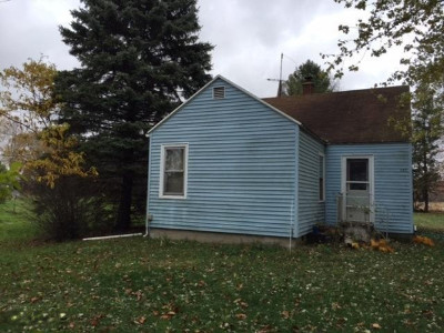 Berrien County Single Family Home Active Backup: 12757 Holden Road