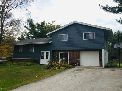 New Buffalo MI Single Family Home For Sale: $275,000