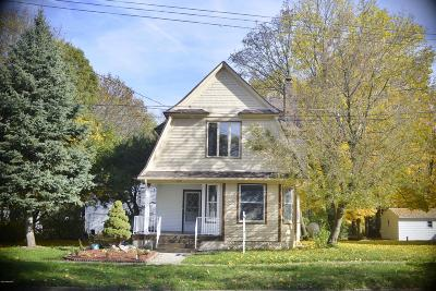 Caledonia Single Family Home For Sale: 125 S Maple Street SE