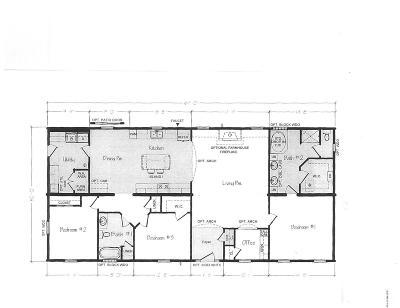 Mecosta County Single Family Home For Sale: 11463 Killarney Drive