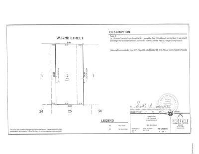 Holland, West Olive Residential Lots & Land For Sale: 18 W 32nd Street