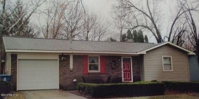 Branch County Single Family Home For Sale: 263 N Fiske Road