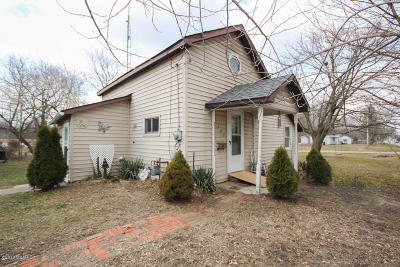 Jonesville Single Family Home For Sale: 501 Evans Street