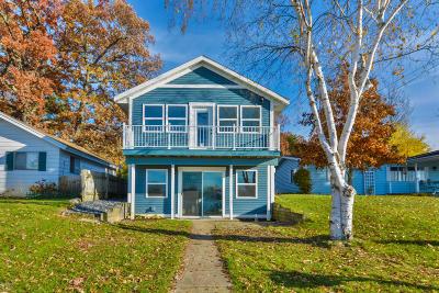 Rockford MI Single Family Home For Sale: $299,900