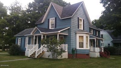 Berrien County, Branch County, Calhoun County, Cass County, Hillsdale County, Jackson County, Kalamazoo County, St. Joseph County, Van Buren County Multi Family Home For Sale: 115 W Cass Street