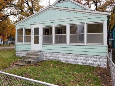 Muskegon Single Family Home For Sale: 1099 Gordon Street