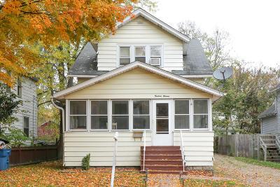 Kalamazoo Single Family Home For Sale: 1411 Reed Ave