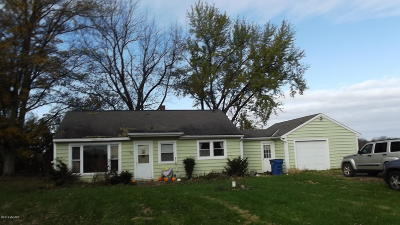 Branch County Single Family Home For Sale: 280 S Centennial Road