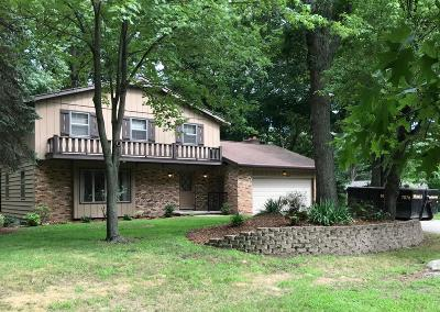 Grand Haven Single Family Home For Sale: 1606 Gillin Street