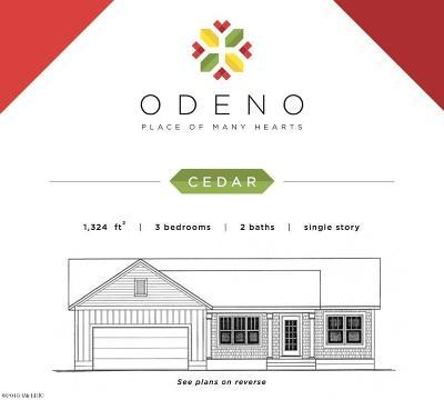 Muskegon Single Family Home For Sale: 2508 Odawa Trail #72