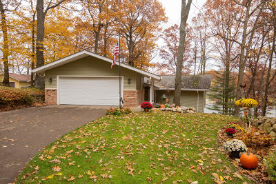 Plainwell Single Family Home For Sale: 321 Horseshoe Court