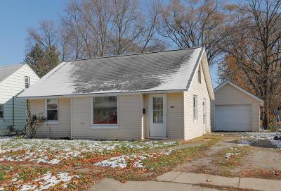 Sturgis Single Family Home For Sale: 407 Center Street