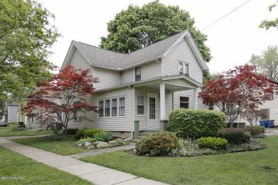 Single Family Home For Sale: 224 S Jefferson Street
