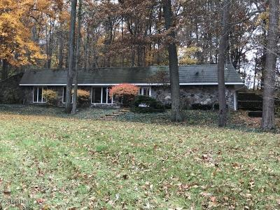 Marshall Single Family Home For Sale: 22194 N F Drive
