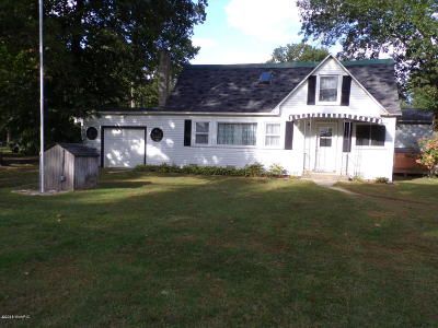 Van Buren County Single Family Home For Sale: 37696 Lakeshore Drive