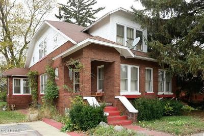 Harbert, Lakeside, New Buffalo, Sawyer, Three Oaks, Union Pier Single Family Home For Sale: 312 S Whittaker Street
