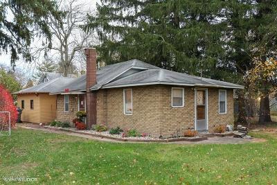 Harbert, Lakeside, New Buffalo, Sawyer, Three Oaks, Union Pier Single Family Home For Sale: 318 S Whittaker Street