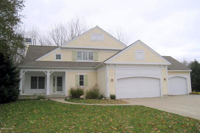 Grand Haven, Spring Lake Single Family Home For Sale: 16007 Waterleaf Trail