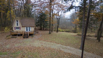 Allegan County Single Family Home For Sale: 204 50th Street