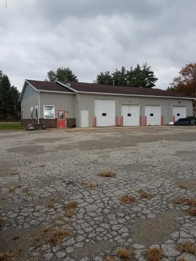 Greenville Commercial For Sale: 1441 S Greenville Road
