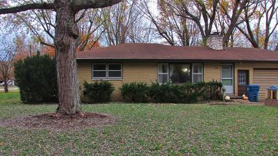 Stevensville Single Family Home For Sale: 1770 N Donna Drive