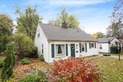 Niles Single Family Home For Sale: 1410 Clarendon Avenue