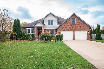 Single Family Home For Sale: 2408 Lara Lane