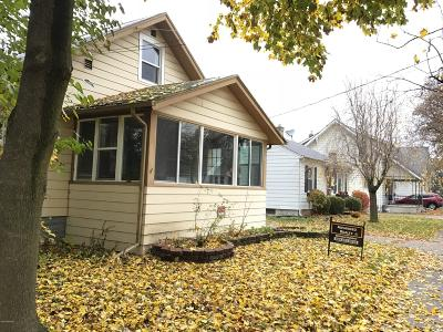 Ingham County Single Family Home For Sale: 619 N Foster Avenue
