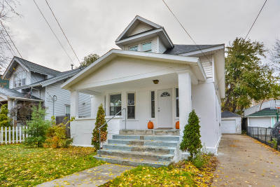 Single Family Home For Sale: 541 Naylor Street SW