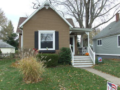 St. Joseph Single Family Home For Sale: 1909 S State Street