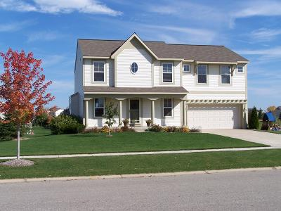 Hudsonville Single Family Home For Sale: 2945 Concord Drive