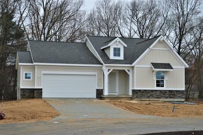 Muskegon Single Family Home For Sale: 2041 Juniper Circle
