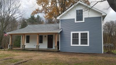 Allegan County Single Family Home For Sale: 1089 Blue Star Highway