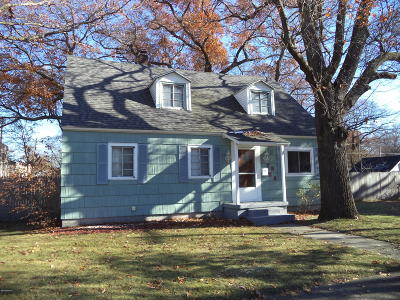 Muskegon Single Family Home For Sale: 1828 Commerce Street