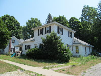Clinton County, Gratiot County, Isabella County, Kent County, Mecosta County, Montcalm County, Muskegon County, Newaygo County, Oceana County, Ottawa County, Ionia County, Ingham County, Eaton County, Barry County, Allegan County Multi Family Home For Sale: 409 Washington Street