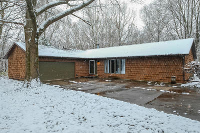 Kalamazoo Single Family Home For Sale: 3711 N 2nd Street