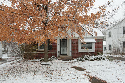 Kalamazoo Single Family Home For Sale: 2503 E Main Street