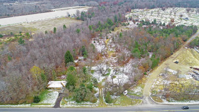 Muskegon Residential Lots & Land For Sale: 4498 Whitehall Road