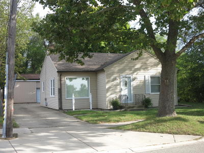 Kalamazoo Single Family Home For Sale: 716 W Kilgore Road