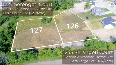Zeeland Residential Lots & Land For Sale: 1227 Serengeti Court #127
