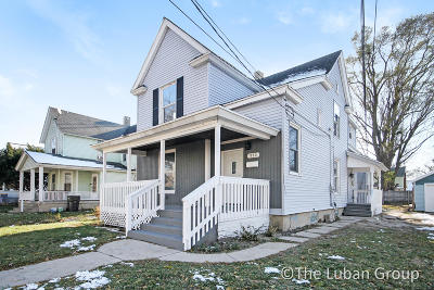 Grand Rapids Single Family Home For Sale: 950 Thomas Street SE