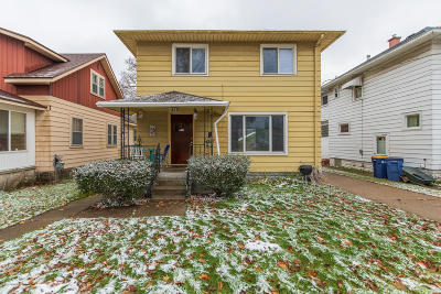 Grand Rapids Single Family Home For Sale: 555 Cedar Street NE