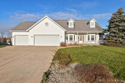 Coopersville Single Family Home For Sale: 907 Eagle Ridge Drive