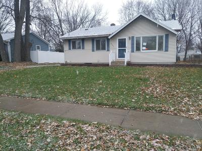 Wyoming Single Family Home For Sale: 3563 Wilex Avenue SW