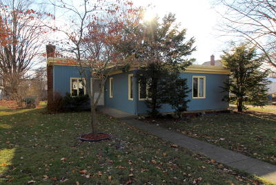 Marshall Single Family Home For Sale: 706 E Mansion Street