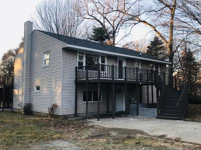 Muskegon Single Family Home For Sale: 661 Woodland Street