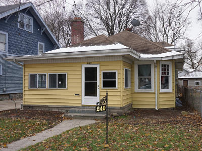 Single Family Home For Sale: 240 Griggs Street SE