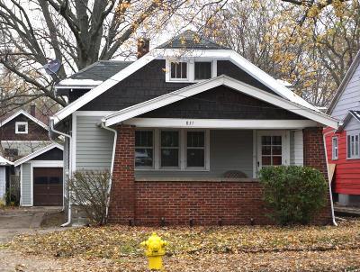 Grand Rapids MI Single Family Home For Sale: $99,900