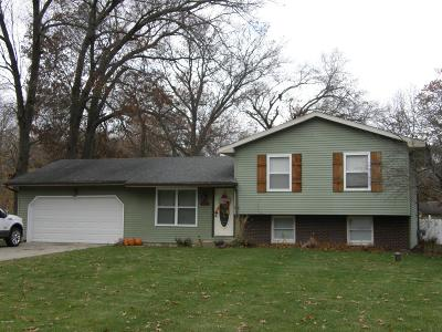 Paw Paw Single Family Home For Sale: 34220 Bond Street